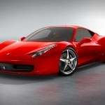 Ferrari 458 Italia Design, Pictures and Specifications