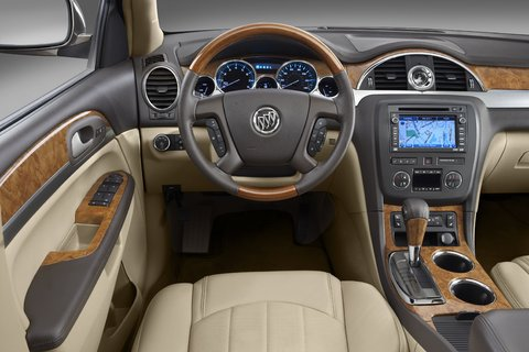 2010 buick enclave review prices videos pictures. Black Bedroom Furniture Sets. Home Design Ideas
