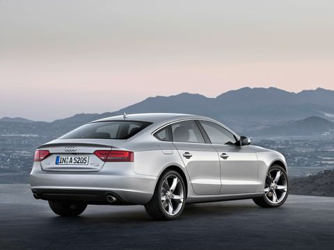 2010 Audi A5 Summary: The 2010 Audi A5 lineup gains a new convertible body